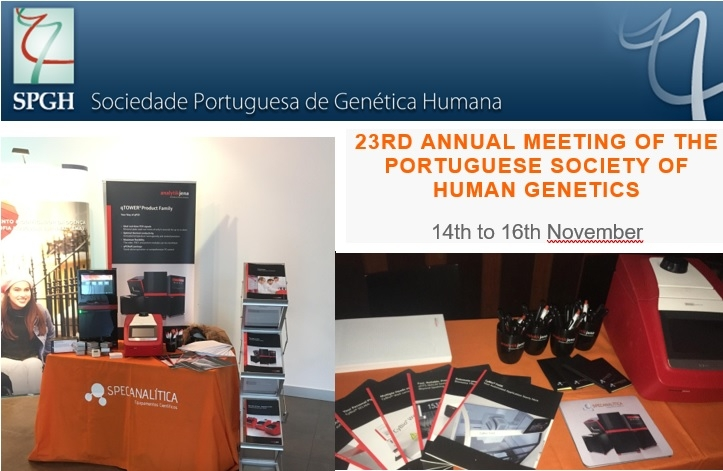 23RD Annual Meeting of the Portuguese Society of Human Genetics